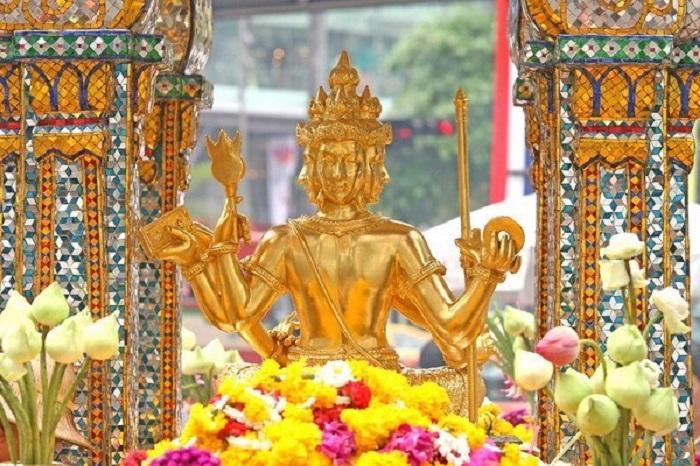 Phật Bốn mặt - Tứ Diện Thần
