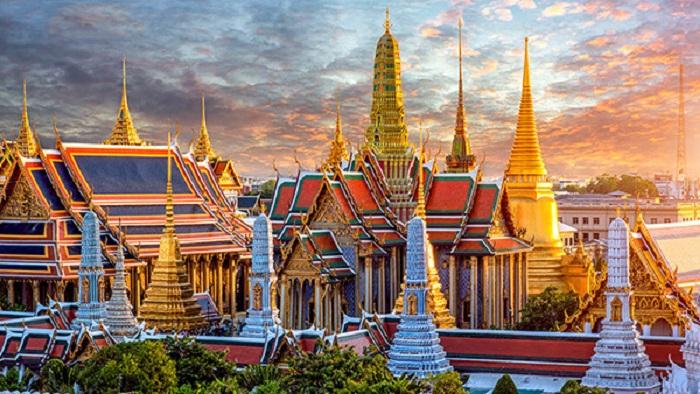 """Wat Traimit"""" - Chùa Phật Vàng"""