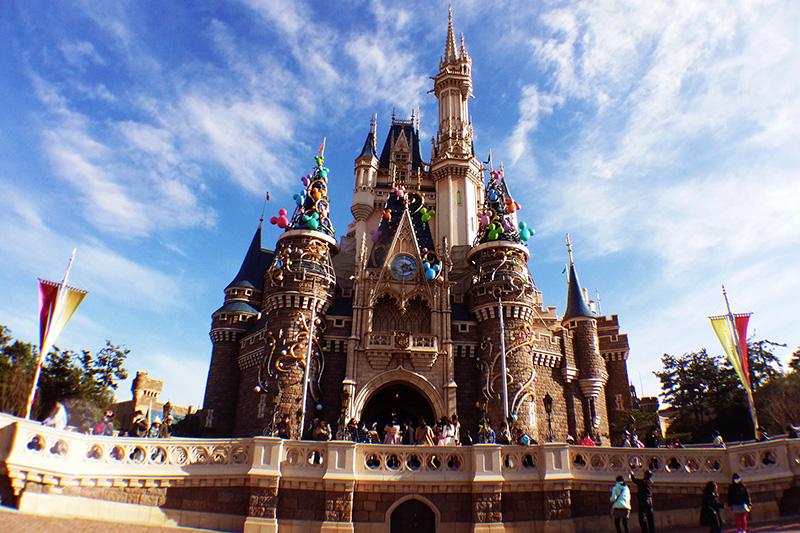 cong-vien-Tokyo-Disneyland
